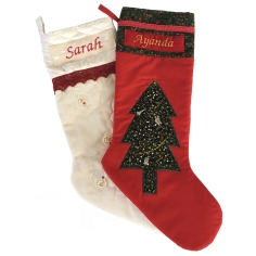 custom Christmas stockings
